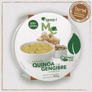 Canja de quinoa Orgânico Organic4