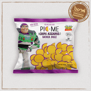 Chips Disney Batata Doce