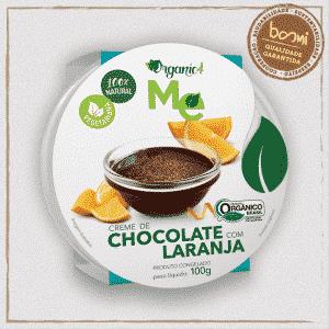 Chocolate com Laranja Orgânico Organic4