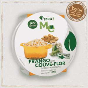 Frango com Couve-Flor Orgânico Organic4