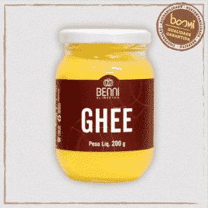 Manteiga Ghee Sem Lactose