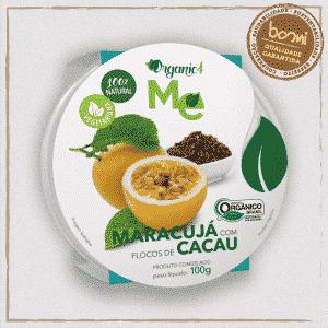 Maracujá com Cacau Orgânico Organic4