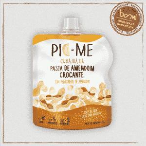Pasta de Amendoim Crocante