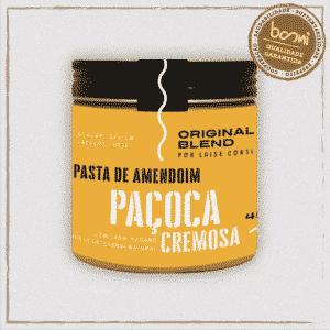 Pasta Amendoim Paçoca Cremosa