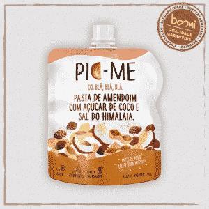 Pasta de Amendoim com Açúcar Coco