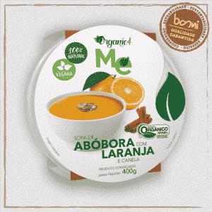 Sopa de Abóbora Orgânico Organic4