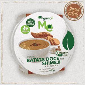 Sopa de batata doce com shimeji Organic4