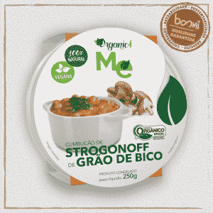 Strogonoff de Grão de Bico Organic4