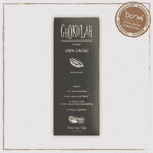 Chocolate 100% Cacau CHoKolaH