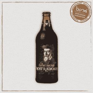 Cerveja Nostradamus Stout Dortmund