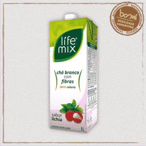 Chá Branco Lichia Life Mix 1L