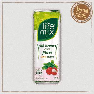 Chá Branco Lichia Life Mix