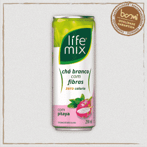 Chá Branco Pitaya Life Mix