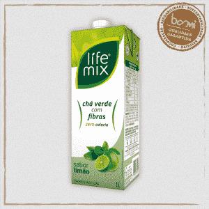 Chá Verde Limão Life Mix 1L