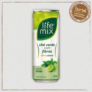 Chá Verde Limão Life Mix