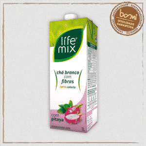 Chá Branco Pitaya Life Mix 1L