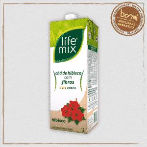 Chá Hibisco Life Mix 1L