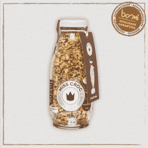 Granola Crispy Tradicional Garrafa