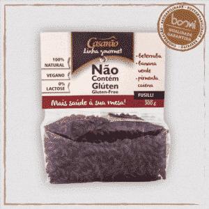 Macarrão Fusilli Beterraba Casarão