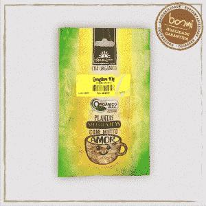 Chá Gengibre Lascas Orgânico