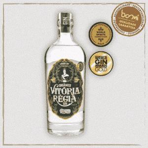 Gin Vitória Régia Orgânico