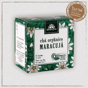Chá Maracujá 10 sachês