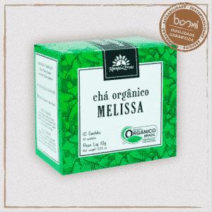 Chá Melissa 10 sachês