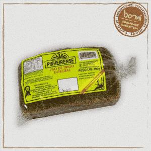 Pão Trigo Integral Pinheirense