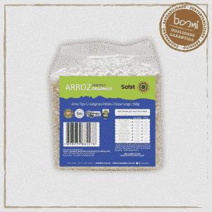 Arroz Arbóreo Branco Orgânico Solst