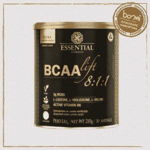 BCAA Aminoácidos Limão Essential