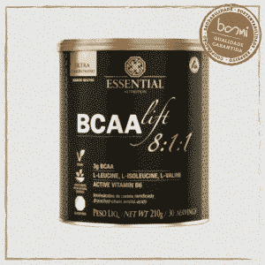 BCAA Aminoácidos Neutro Essential