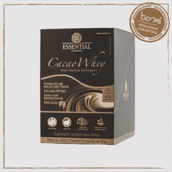 Cacao Whey Sachê Essential