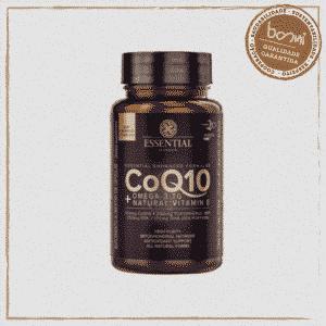 CoQ10 Omega 3TG E Essential