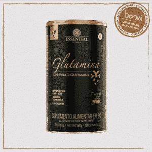 Glutamina Aminoácidos Essential 600g