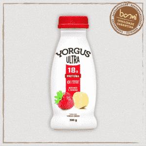 Iogurte Morango Lactose Yorgus