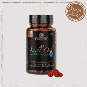 Krill Oil Essential Nutrition