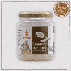 Manteiga Coco Onveg