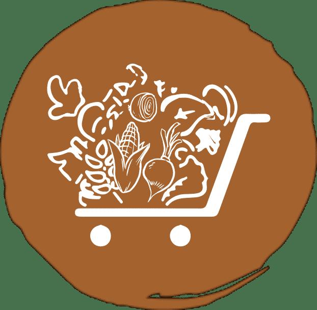 Loja online de alimentos saudáveis e produtos naturais