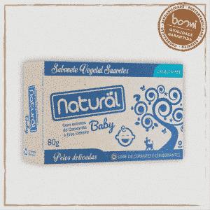 Sabonete Natural Baby