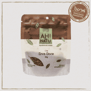 Chá de Erva Doce Ah! Natu 30g