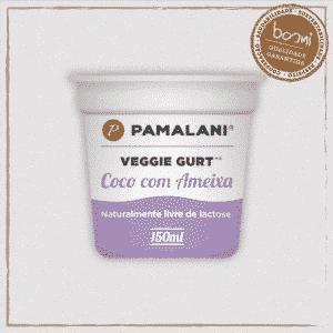 Iogurte Vegano Coco com Ameixa Família Pamalani 150ml