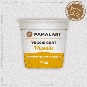 Iogurte Vegano Physalis Família Pamalani 150ml