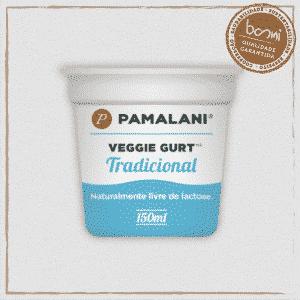 Iogurte Vegano Tradicional Família Pamalani 150ml