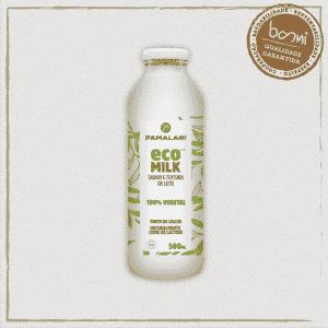 Leite Vegetal Sabor Leite Eco Milk Família Pamalani 500ml