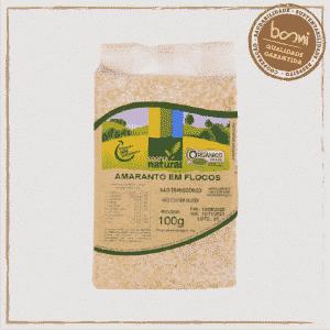 Amaranto em flocos orgânico Coopernatural 100g