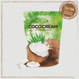 Coco Cream Leite de Coco Vegano Puravida 250g