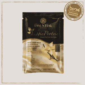 Veggie Protein Vanilla Sachê Essential Nutrition 30g