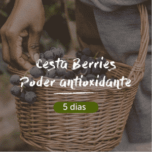 Cesta Berries | Poder Antioxidante de 6 Berries