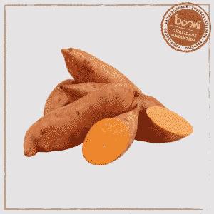 Batata Doce laranja Orgânica