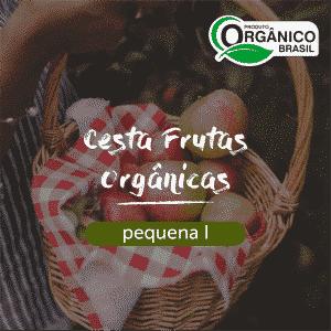 Cesta Frutas Orgânicas Pequena I